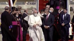 PAPA FRANCESCO IN IRAQ